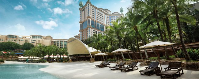 5* Sunway Putra Hotel Kuala Lumpur for only €41! (€20.5/£18 pp)
