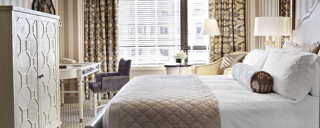 X-mas! 4* The Madison Hilton Washington D.C. for €88! (€44/ $51 pp)