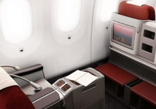 Business Class flights from Barcelona, Frankfurt and Rome to Chile and Brazil from just €1051!