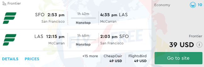 Frontier Airlines Sale Cheap Summer Flights Across The