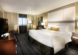 4* Wyndham Houston West Energy Corridor for only €64! (€32/ £29 pp)