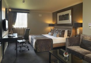 X-mas! 4* DoubleTree By Hilton Dundee, Scotland for only €55! (€27.5/ £25 pp)