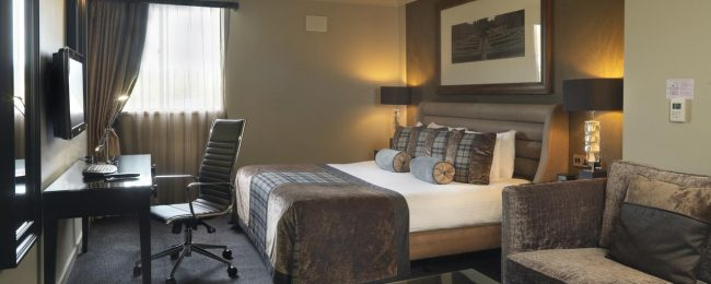 4* DoubleTree By Hilton Dundee, Scotland for only €52! (€26/ £23 pp)