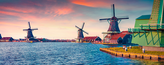 Cheap flights from Vilnius to Eindhoven, Netherlands for only €20!