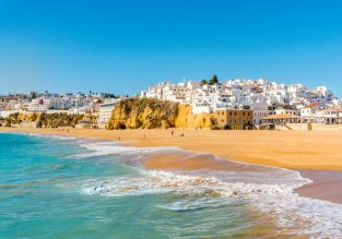 Sunny break in Algarve! 5 nights at well-rated aparthotel + cheap flights from Naples, Italy for only €92!