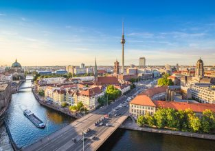 Cheap flights from Washington to Berlin, Germany for just $299!