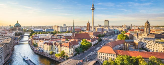 Summer! Collection of top rated 4* NH hotels in Berlin from only €46! (€23 / £20 pp)