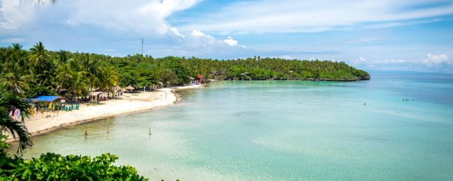 10-night stay in well-rated hotel in the exotic Poro Island, Philippines + flights from London for £429!