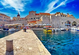 Cheap spring flights from London to Dubrovnik from just £47!
