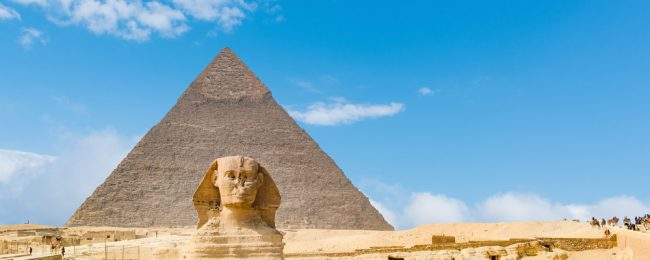 Cheap full-service flights from Bucharest to Cairo for only €100!