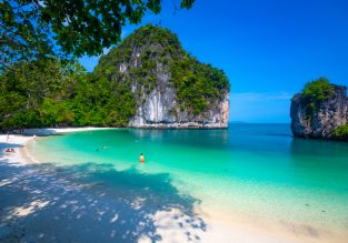 Cheap flights from Frankfurt, Rome, Paris or Geneva to Bangkok for only €322!