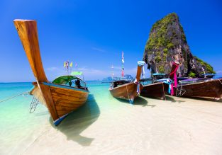 Emirates: Cheap flights from Zurich to South-East Asia from only €428!