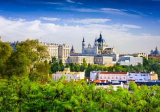 Peak summer! 4* Hotel Plaza Las Matas in Madrid, Spain for just €40 per night (€20/$22 pp)