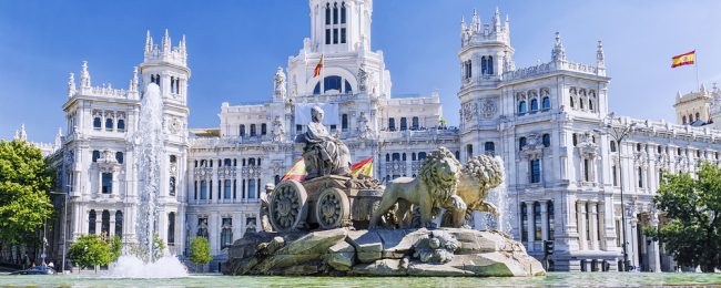 SUMMER: Cheap flights from Vienna to Madrid and vice-versa from €19!