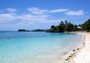 10-night stay in top-rated beach resort in the exotic Malapascua Island, Philippines + flights from Los Angeles or New York from $479!