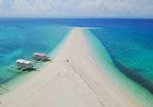 PEAK SEASON! 12 nights in top-rated beach cabana in exotic Malapascua Island, Philippines + flights from Amsterdam for €493!