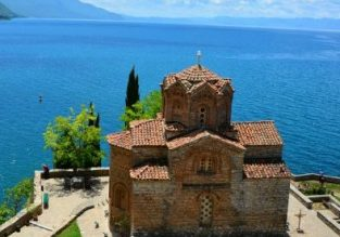 Late Summer! 5-night stay in top-rated hotel in Lake Ohrid, Republic of North Macedonia + flights from Vienna for €49!