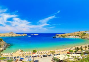 Deluxe double room at 5* resort in Rhodes for just €51/night with breakfasts! (€25.5/ £22 pp)