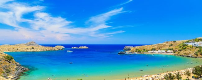 Holiday in Rhodes! 7-night hotel stay + flights from Vienna for only €96!