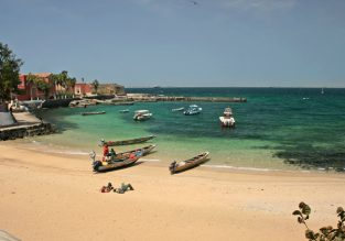 Cheap flights from major German cities to Senegal from only €253!