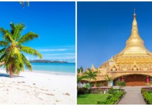 Seychelles and India in one trip from Abu Dhabi from only $332!
