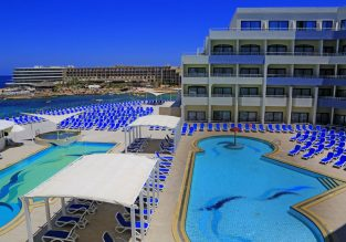 XMAS & NYE! B&B stay at very well-rated 4* hotel & spa in Malta from only €37/night! (€18.5/ £16 pp)