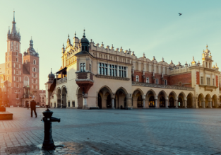 Cheap flights from Frankfurt to Krakow, Poland and vice-versa from only €15!