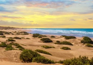 7-night stay at sea view apartment on the Moroccan coast + flights from Vienna for just €88!