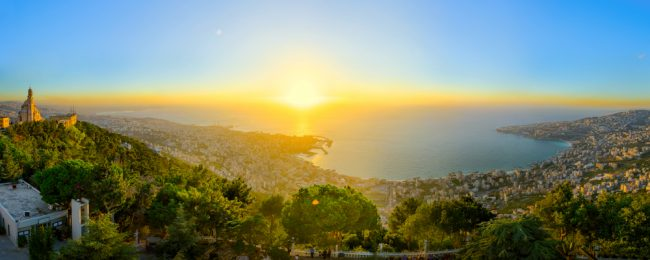 Cheap flights from London to Beirut, Lebanon for only £117!