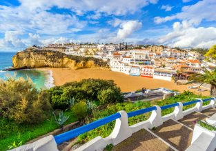 HOT! Super cheap flights from German cities to Algarve from only €2!