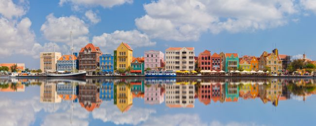 7-night stay at well-rated hotel in Curacao + non-stop flights from New York for $465!