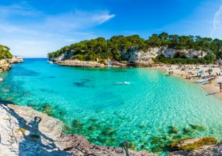 SUMMER 2019! Cheap direct flights to Mallorca from France for just €28!
