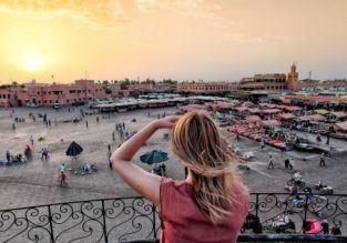 Marrakech escape! 3 nights in centrally located riad + flights from London for £69!