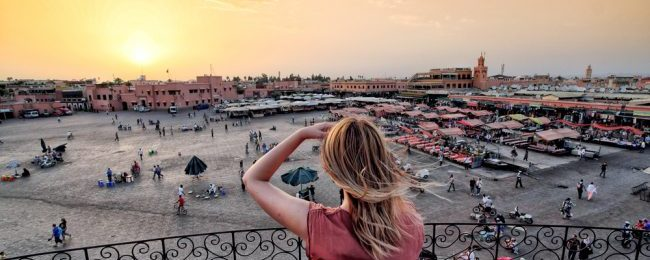 Cheap! Flights from Germany to Marrakech, Morocco from only €16!
