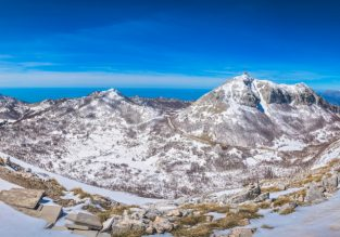 Winter holidays in Montenegro! 4 nights in the ski area + car hire & cheap flights from Germany from just €64!