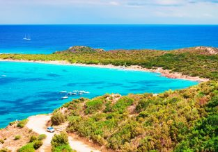 MAY! 7-night stay at top-rated 4* resort in fancy Costa Smeralda, Sardinia + cheap flights from London for just £96!