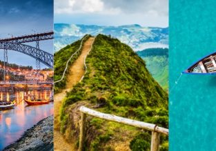 Porto, Azores, Cape Verde and Lisbon in one trip from Frankfurt or Hamburg from only €237!