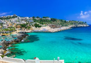 Discover Southern Italy! 7 nights in Puglia region + car hire & cheap flights from Paris Beauvais for just €94!