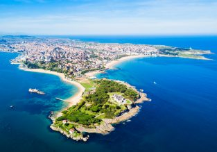Spring break in Cantabria, Northern Spain! 7 nights at very well-rated 4* hotel & spa+ cheap flights from London for just £123!