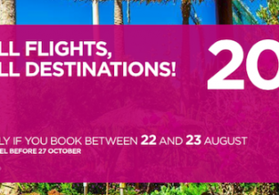 Wizz Air SALE: All routes 20% off! Open to everyone!