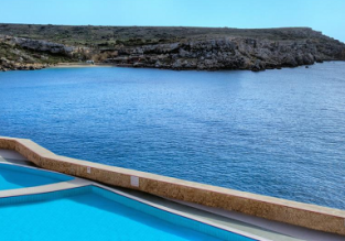 4* Paradise Bay Resort in Malta for only €21! (€10.5/ £9 pp)
