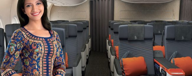 5* Singapore Airlines Premium Economy: World's longest flight from Singapore to New York for only $966!