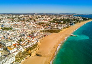 Xmas week in Algarve! Sea view room at 5-star resort for just €43/night! (€21.5/£19 pp)