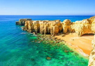 7 nights at well-rated hotel in Algarve + cheap flights from UK from just £49!
