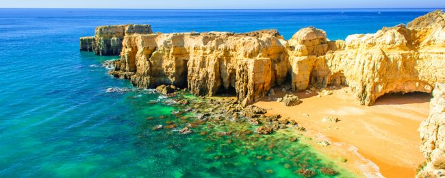 Cheap Summer flights from Switzerland to Algarve, Portugal for just €44!