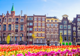 Cheap flights from Atlanta to Amsterdamn for just $319!