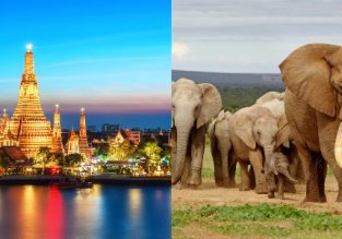 PEAK SEASON! Cheap Turkish Airlines flights from Latvia, Estonia or Finland to South Africa or Thailand from €396!