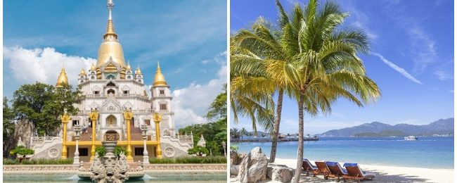 Vietnam Airlines: Ho Chi Minh and Da Nang or Nha Trang in one trip from Kuala Lumpur from only $131!