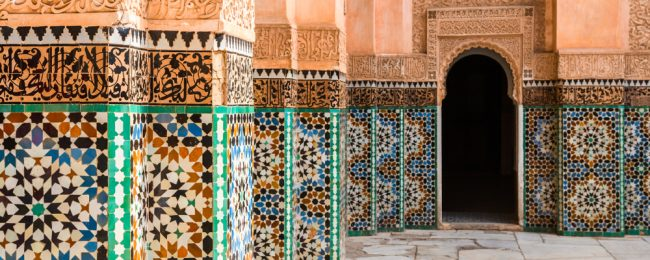 5-night stay in well-rated & central riad in Marrakech +direct flights from Switzerland for only €74!