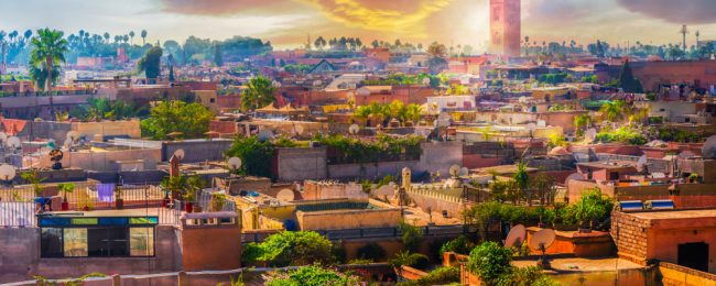 July! 7-night stay at top rated 4* riad in Marrakech + flights from Manchester for only £146!
